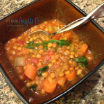 Healthy Greek Lentil Soup