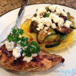 21 Day Fix Balsamic Lemon Grilled Chicken
