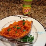 Seasoned Sweet Potato Mash