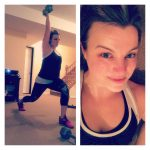 Hammer Power this morning  Feeling strong! This workout washellip