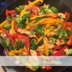 21 Day Fix Mexican Stir Fry