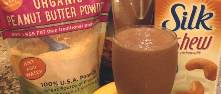 Chocolate Peanut Butter Banana Shakeology
