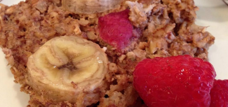 21 Day Fix Oatmeal Bake