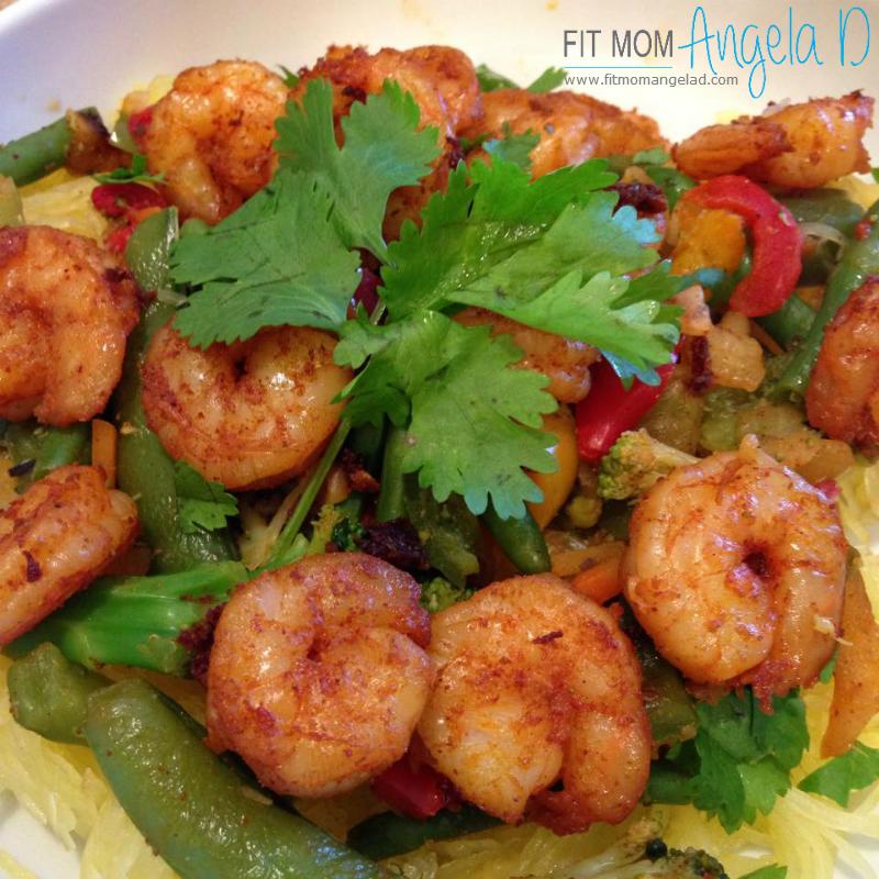 21 Day Fix Fiesta Shrimp