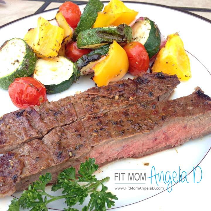 Grilled Flank Steak Marinade