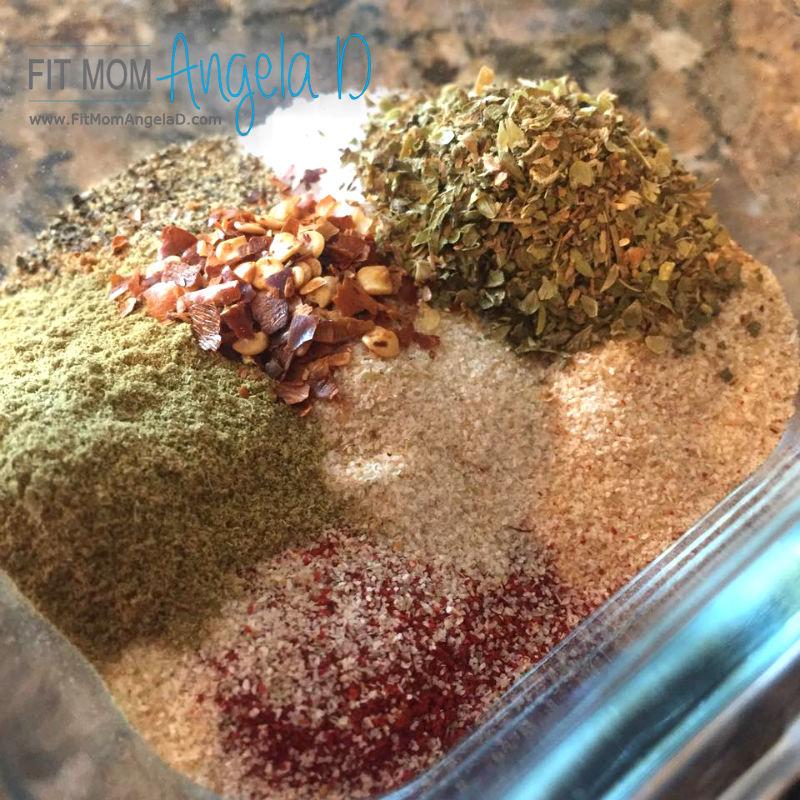 Cajun Seasoning Blend